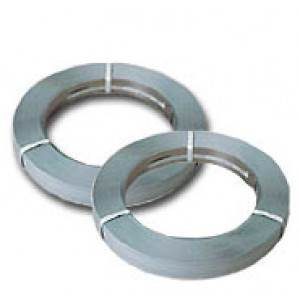 Steel Strapping: Zinc Coated
